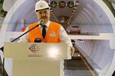 Ahmet Arslan'dan Avrasya Tüneli için yeni açıklama