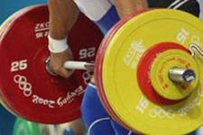 Genç halterciye doping cezası