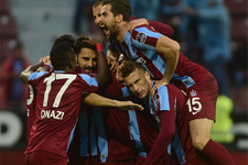 Trabzonspor Kızılcabölükspor maçında gol yağmuru