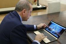 Cumhurbaşkanı Erdoğan'ın oyu Şenol Güneş'e