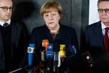 Angela Merkel'i terör korkusu sardı!
