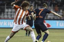 Adanaspor Medipol Başakşehir maçının sonucu