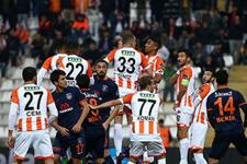 Medipol Başakşehir'in gol isyanı