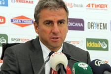Hamza Hamzaoğlu'ndan istifa sinyali