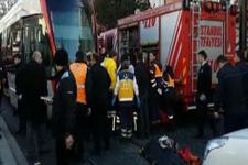 Tramvay kazasında seferler normale döndü mü?