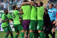 Akhisar Belediyespor'a kupada şok