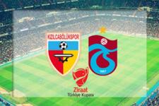 Kızılcabölükspor Trabzonspor maçı geniş özeti