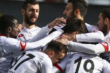 Gençlerbirliği Türkiye Kupası'nda rüzgar gibi esiyor