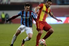 Kızılcabölükspor Trabzonspor maçı fotoğrafları