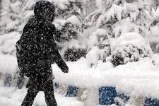 Ankara Valiliği'nden kar tatili kararı 30 Aralık