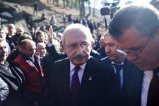 Kemal Kılıçdaroğlu facianın yaşandığı yer Aladağ'da