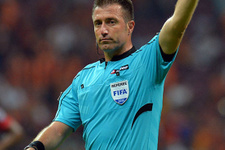 UEFA'dan Hüseyin Göçek'e görev