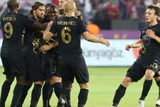 Osmanlıspor Zürih maçına hazır