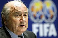Blatter Infantino'ya sitem etti