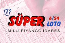 Süper Loto çekiliş sonuçları açıklandı 11 Şubat