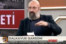 Ersoy Dede'den Ahmet Hakan'ın Berat Albayrak yazısına eleştiri!
