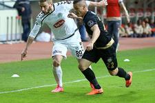 Torku Konyaspor - Osmanlıspor maçının sonucu