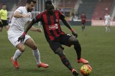Gaziantepspor-Akhisar Belediyespor maçının sonucu