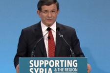 Türk askeri Suriye'ye girdi mi Davutoğlu flaş açıklama