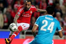 Benfica'ya hayat veren gol son anda geldi