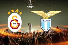 Galatasaray Lazio maçı ne zaman saat kaçta hangi kanalda?