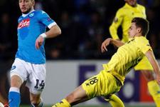 Villarreal Denis ile galibiyete uçtu
