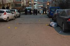 Ankara'da dehşet! Ateş açan silahlı 2 kişi...