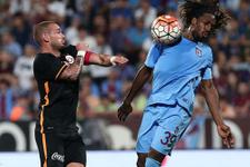 Galatasaray kritik Trabzonspor sınavına çıkıyor