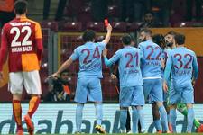 Galatasaray Trabzonspor maçı adliyeye taşındı!