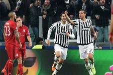 Juventus'tan süper geri dönüş