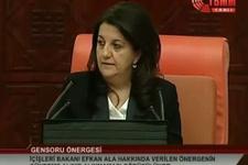 Pervin Buldan'dan AK Partili vekile 'etekli' tepki