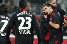 Leverkusen evinde rahat kazandı