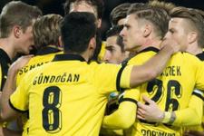 Borussia Dortmund kazanarak turladı