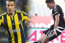 Fenerbahçe Beşiktaş derbisinde gözler golcülerde