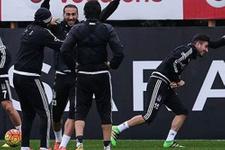 Beşiktaş Fenerbahçe derbisine bileniyor!