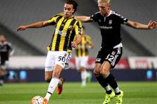 Fenerbahçe Beşiktaş derbi maçının muhtemel 11'i