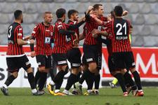 Gençlerbirliği - Akhisar Belediyespor maçının sonucu