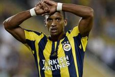 Fenerbahçeli futbolcular Nani'ye moral verdi
