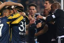 Fenerbahçe Beşiktaş maçının ilk 11'i belli oldu