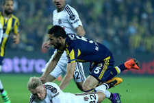 Beşiktaş'ın Kadıköy kabusu devam etti