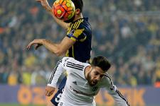 Fenerbahçe Beşiktaş derbisinde hücum fırtınası