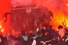 Beşiktaş'a maç sonrası sürprizi