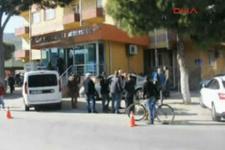 Otogarda canlı bomba düzeneği ve silahlarla yakalandılar
