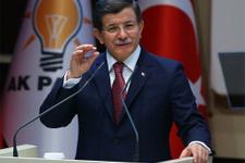 Davutoğlu'dan terör açıklaması