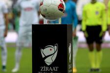 Türkiye Kupası'nda program açıklandı