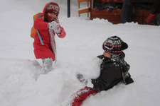 Kars'ta okullar yarın tatil hava durumu fena!
