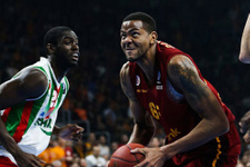 Galatasaray Odeabank çeyrek finale yükseldi