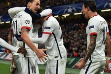Zlatan'ın intikam gecesi! PSG tur biletini kaptı