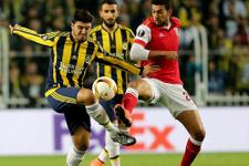 Fenerbahçe Braga maçının geniş özeti ve golleri 10 Mart 2016