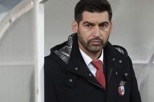 Fonseca Braga yenilgisini değerlendirdi